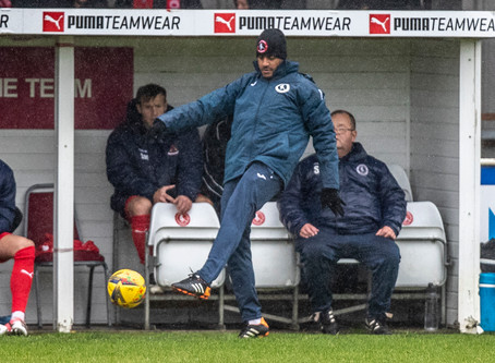 MANAGER'S NOTES: Greaves On The Season So Far, Injuries And AFC Totton!