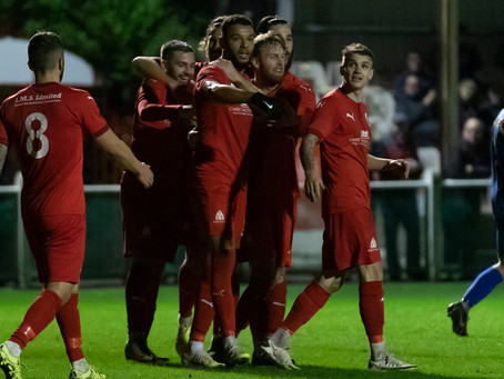 RECAP: Frome Town 5-0 Highworth Town