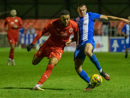 RECAP: Bideford 0-1 Frome Town