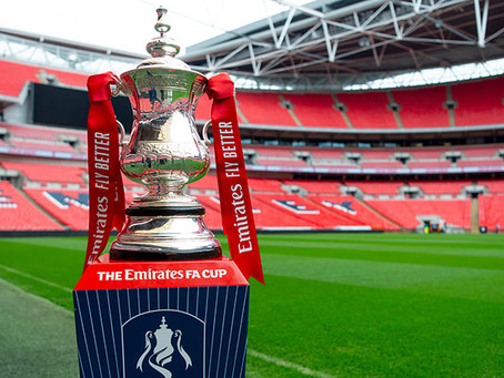 FA CUP: The Robins Drawn At Home To AFC Stoneham!