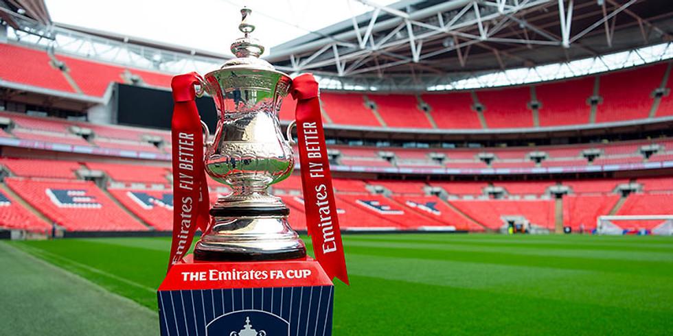 (H) FA CUP - Larkhall Athletic