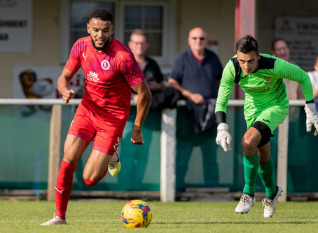 GOALS & REACTION: Frome Town 3-0 Bodmin Town