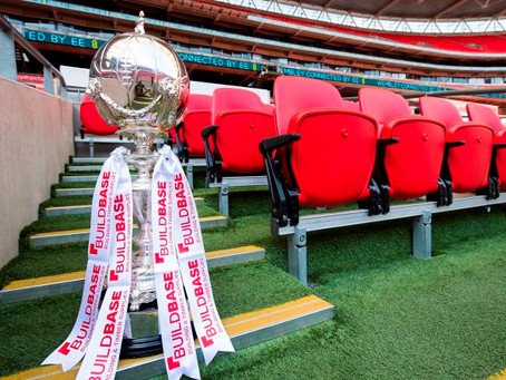 TROPHY DRAW: The Robins Host Hampton & Richmond Borough In Second Round!