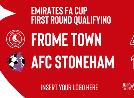 REPORT: Frome Town 4-1 AFC Stoneham