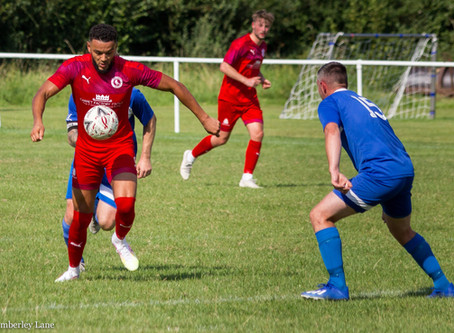 GOALS & REACTION: Frome Town 4-0 Warminster Town