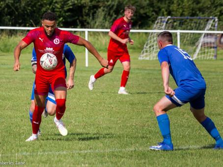 GOALS & REACTION: Frome Town 4-0 Warminster Town