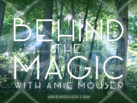 Join the Quest – Behind the Magic with Amie Mouser!