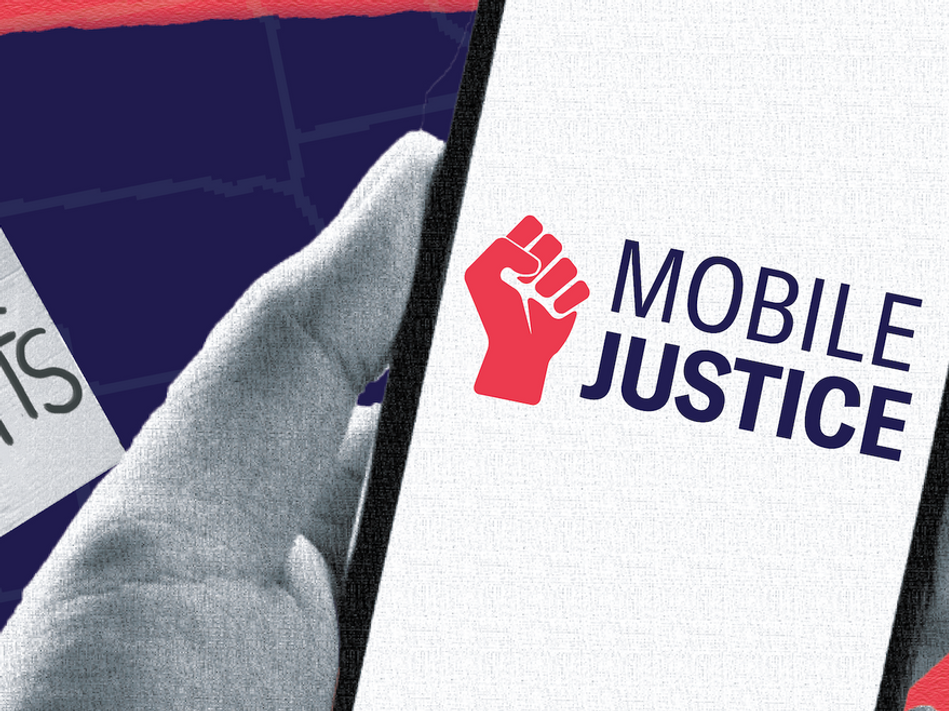 Mobile Justice App Marketing