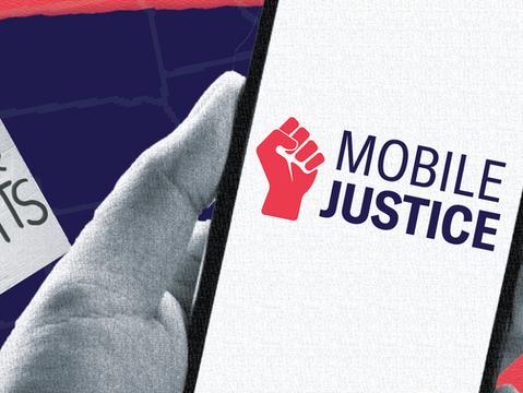 Mobile Justice App Marketing