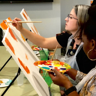 realtor event - guest painting.jpg