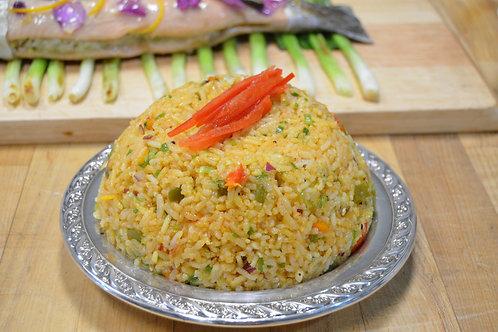Basquaise Basmati Rice Salad
