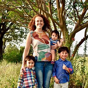 KRIS MARIE & FAMILY