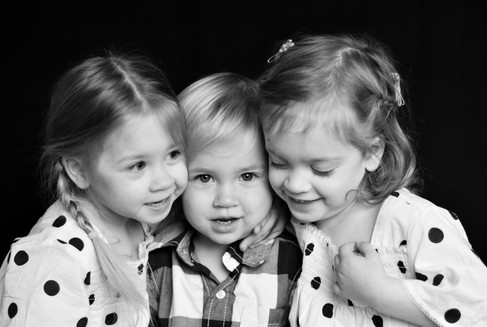 capture the sibling love and connection