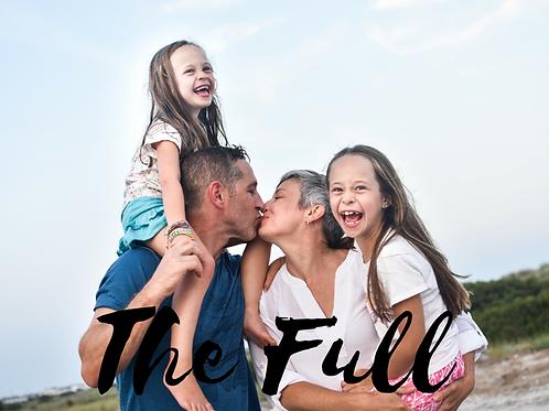 Full Family Photo Session