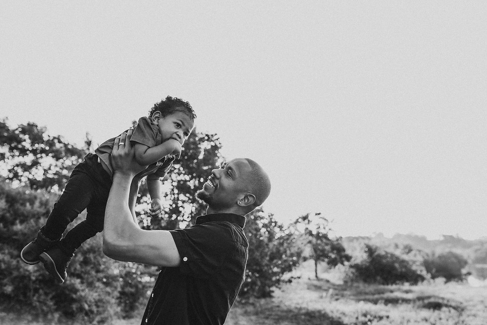 austin area family photography session mueller