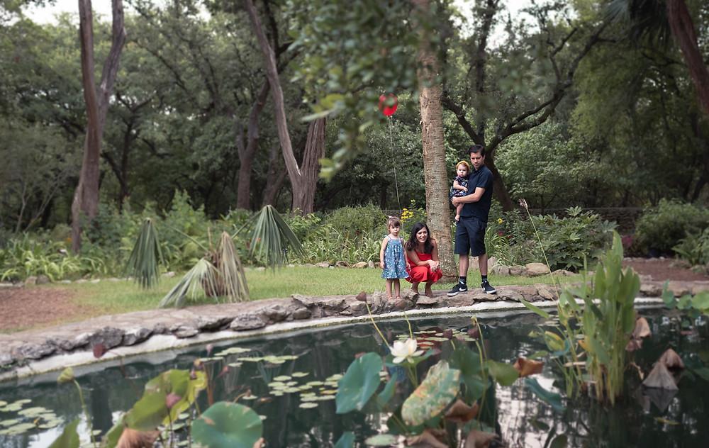 Mayfield Park Austin Family Photographer