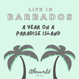 Life in Barbados – Podcast artwork (1400