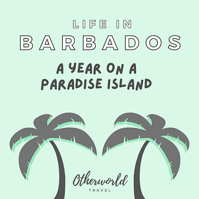 Life in Barbados – Podcast artwork (1400