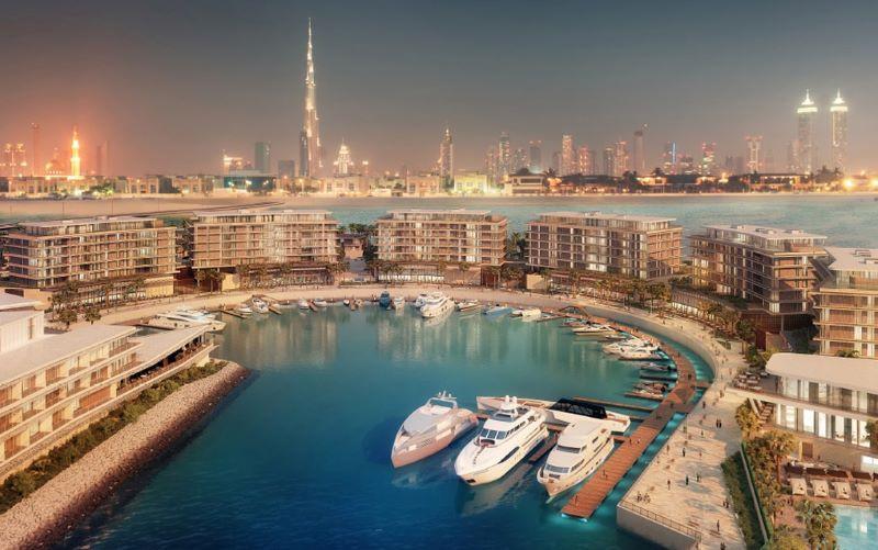 Bulgari Resort in Dubai