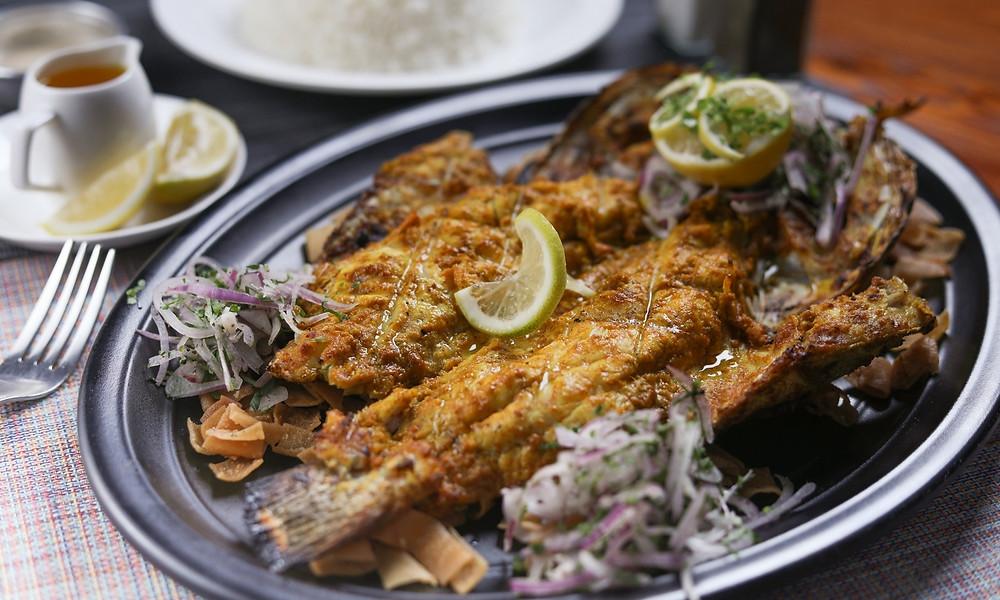 Aljalboot  Restaurant in Jumeirah Dubai