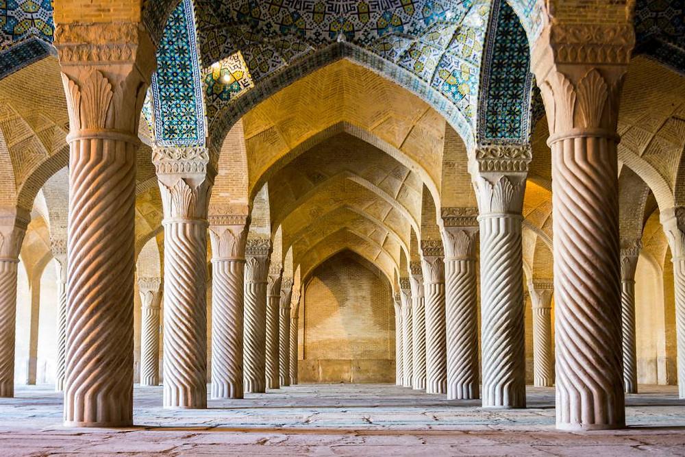 Vakil Mosque, Shiraz, Iran_Otherworld Travel