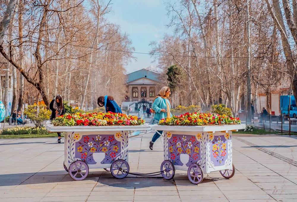 Ferdos Garden, Tehran, Iran_Otherworld Travel