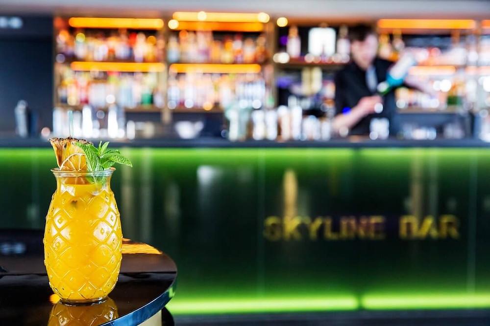 Skyline Bar in Riga
