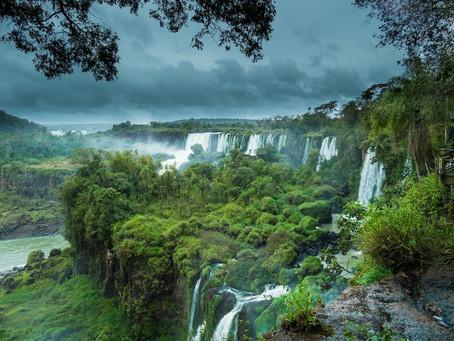 Iguazu Falls – Natural Wonder of the World