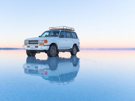 Otherworldly destinations: Uyuni Salt Flats in Bolivia
