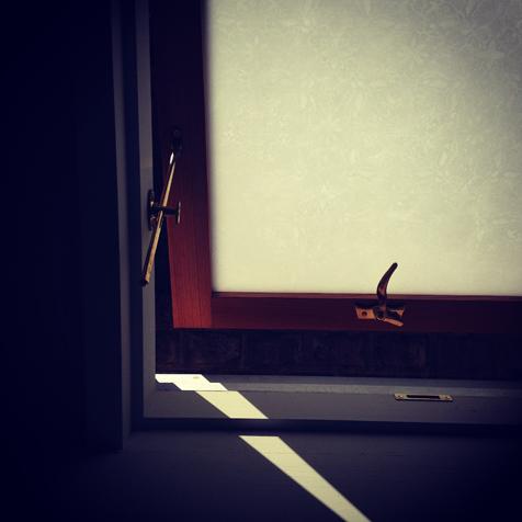 窓ガラス制作