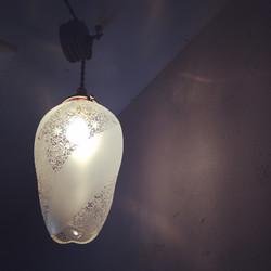 ランプシェード制作