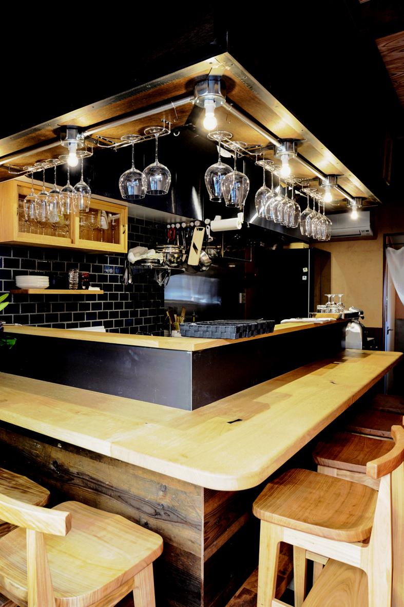 カウンター・厨房