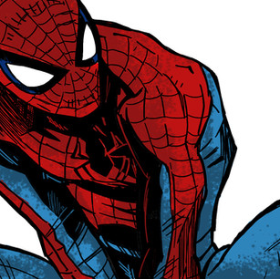 DIgital inking and colours.