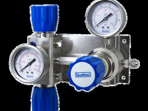 Nova Linha de Reguladores de Pressão para Gases Especiais