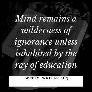 Good Morning inspirational Quotes on Edu