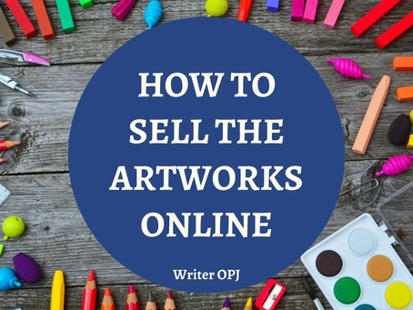 TOP 12 SITES TO SELL ARTWORKS ONLINE