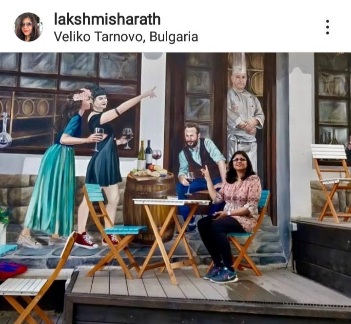 Travel Blogger Lakshmi Sharath