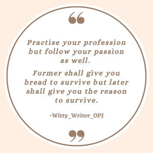 Good Morning Life Quotes on Passion