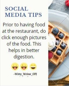 Funny Quotes Social Media Tips