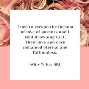 Love Quotes for Parents