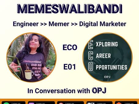 Memelogue - How did a Memer turn Marketer?