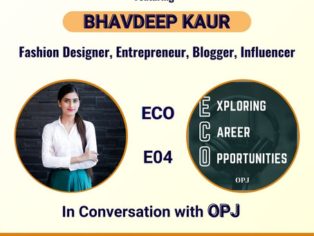Guide to Becoming A Fashion Designer ft. BHAVDEEP KAUR