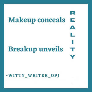Life Quotes on Breakup and Relaity