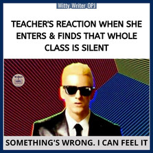 FUNNY MEMES ON TEACHERS AND STUDENTS