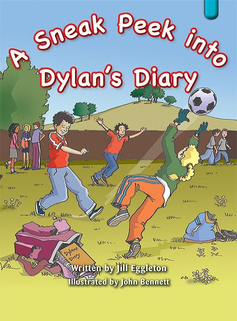 A Sneak Peek into Dylan's Diary