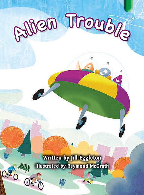 Alien Trouble