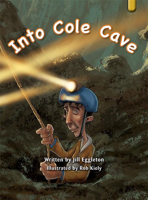 Into Cole Cave