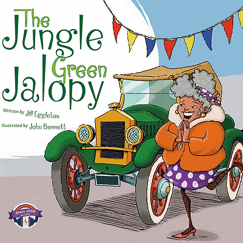 The Jungle Green Jalopy