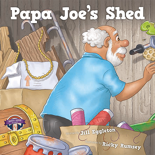 Papa Joe's Shed