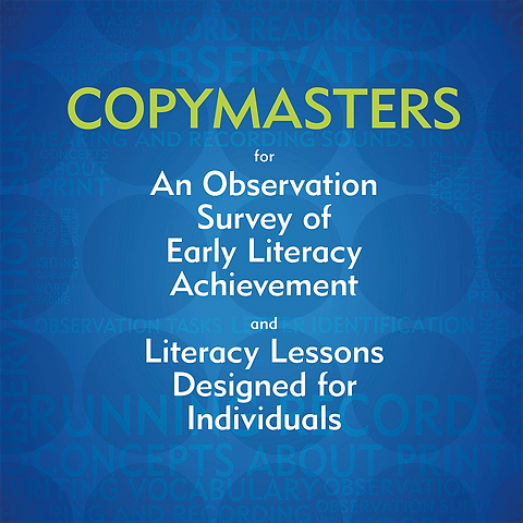 cover of the Copymasters digital file